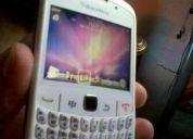 Blacberry 8520 blanca