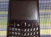 Vendro blackberry 8520 muy cuidado sin detalles es telcel pero esta liberado
