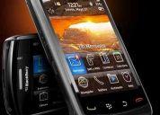 Blackberry storm 2  exelente estado como nueva 2500