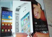 Venta iphone 4s 16gb, o 32gb en blanco o negro