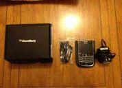 Blackberry bold 9000 con pin activo de telcel