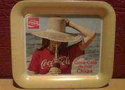 Charola coca cola 1979