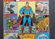 Comic superman #423 historic last issue para coleccionistas