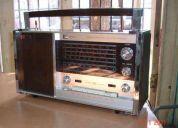 Radio antiguo de los 60s