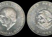 Compra de monedas antiguas