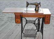 Maquina de coser antigua en cd. juarez, chihuahua