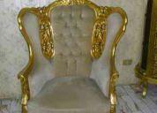 Urge vender sala estilo victoriano