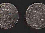 Venta de monedas de colección mexicanas; la historia a través de su numeraria .