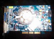 tarjeta de video ddr2 512 mb - $500 (tijuana mariano m.)