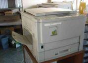 Panasonic fp 7718, fotocopiadora b/n