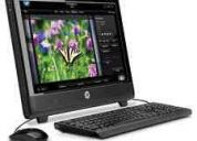 Hp g1 all in one computadora de escritorio.