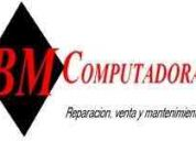 Se venden computadoras de pc y laptops