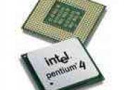 Intel pentium 4 3.0 mhz socket 478 bus 800 1mb cache