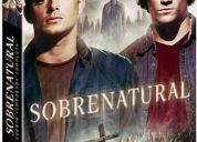 Compro dvd 4a temporada sobrenatural