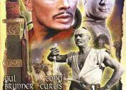 Taras bulba en dvd tony curtys,  yul brinnel, 01800.832.6423 mexico