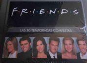 Remato serie friends en dvd 10 tempordas original