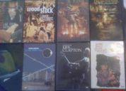 Lote de dvd's de rock de coleccion !!!!