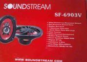 Bocinas soundstream 6x9