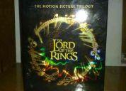 Trilogia el señor de los anillos blu ray en perfecto estado