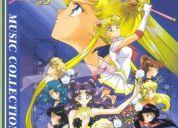 Serie completa sailor moon, especiales, peliculas y mas!