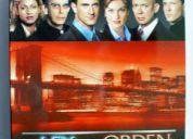 Vendo la ley y el orden: unidad de víctimas en dvd