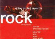 Video music awards rock dvd