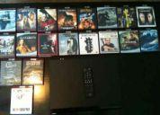 Paquete de 19 peliculas hd dvd (hd-dvd no bluray )