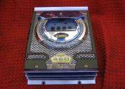 Vendo equipo de sonido para auto amplificador + woofer c/cajón $400