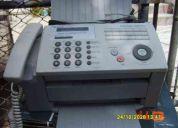 Fax,copiadora,telefono,contestadora marca sharp