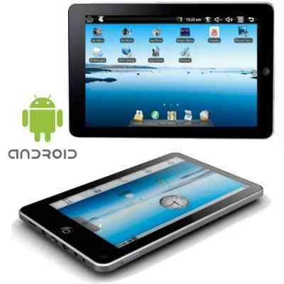 tableta electronica android 7 pulgadas wifi camara touchscreen youtube msn office market