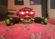 carro de control remoto  triclops