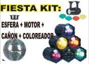 Kit luces para fiesta o mini bar