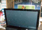 Televisión de plasma lexus 42'' con hd