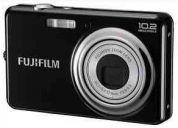 Vendo camara fujifilm 10.2 megapixeles seminueva con tarjeta de 2 gb