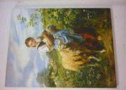 Pintura con tecnica oleo $18000