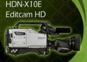 Videocamara ikegami hdn-x10e editcam hd 2.1 megapíxeles