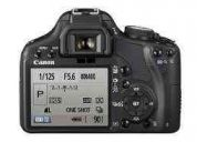 Canon t1i digital profesional toma fotos y video full hd