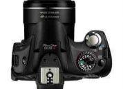 Vendo camara fotografica canon sx30is