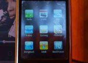 Reproductor mp3 4gb pantalla touch con camara oferta