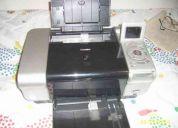 Vendo impresora para fotos canon pixma ip6000d