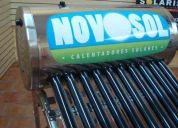 Calentadores solares a precios super bajos