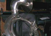 tuba king silver