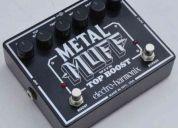 Ehx metal muff c/top boost