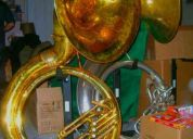 tuba king brass