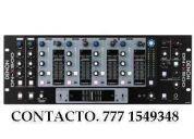 Mezclador dj denon dn-x500      nueva