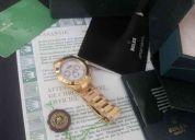 Rolex daytona con estuche y certificado