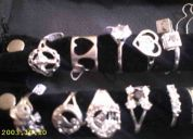 Plata fina  en especial!!!,aretes,pulsos,anillos,cadenas y mas.