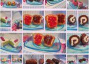 Aretes kawaii, anime y mini alimentos divertidos