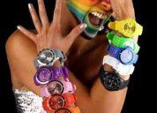 Reloj silicon estilos y colores ice watch