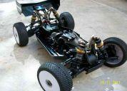 Buggy team durango dnx 408  hpi traxxas